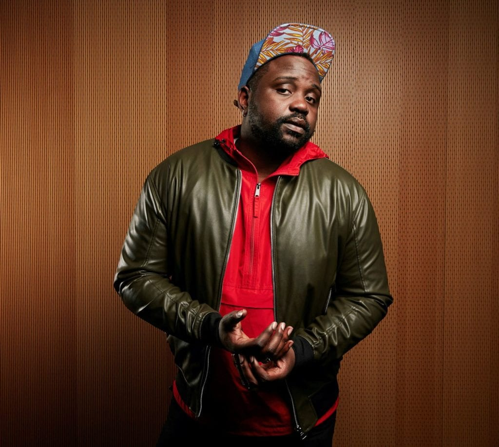 A photo of actor Brian Tyree Henry.