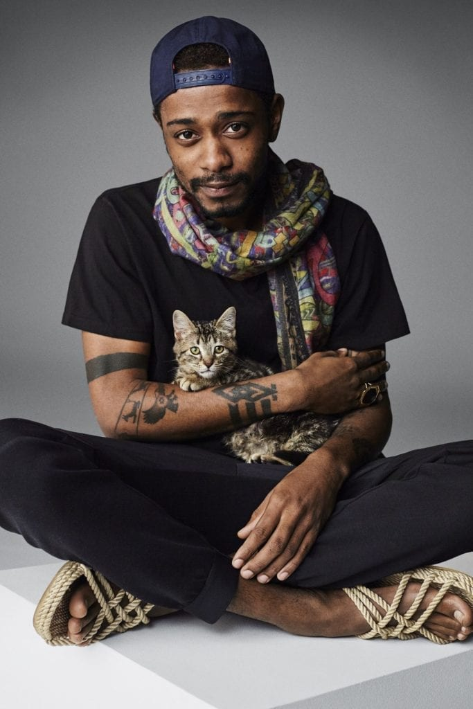 Photo of actor LaKeith Stanfield.