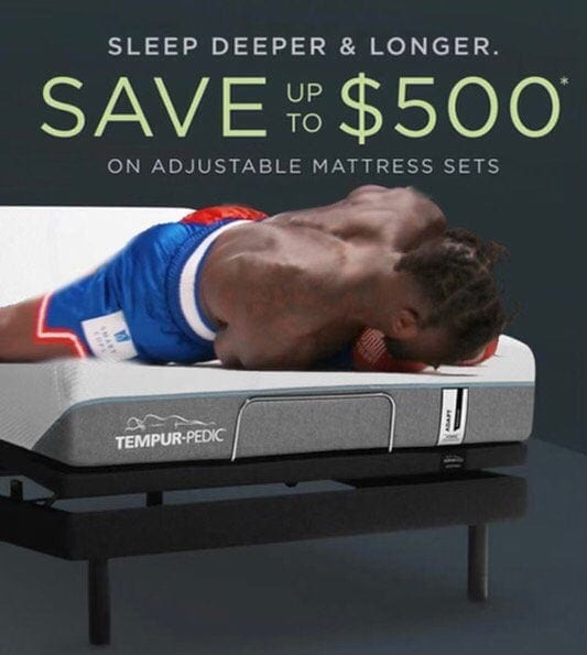 A meme of Nate Robinson knocked out laying on a mattress.