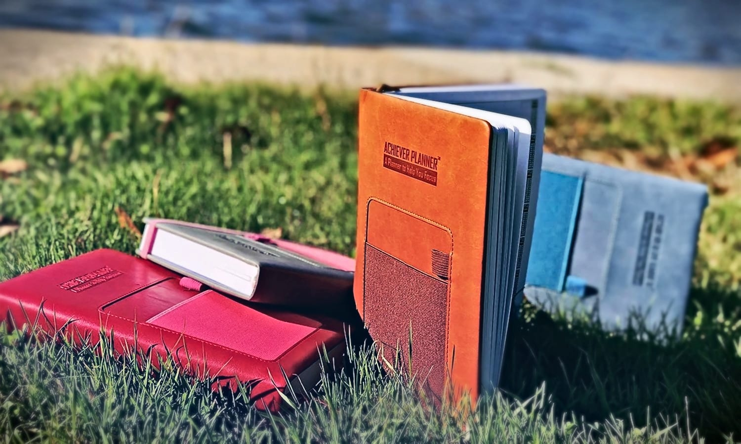 The Achiever Planner by UDLAB Products.