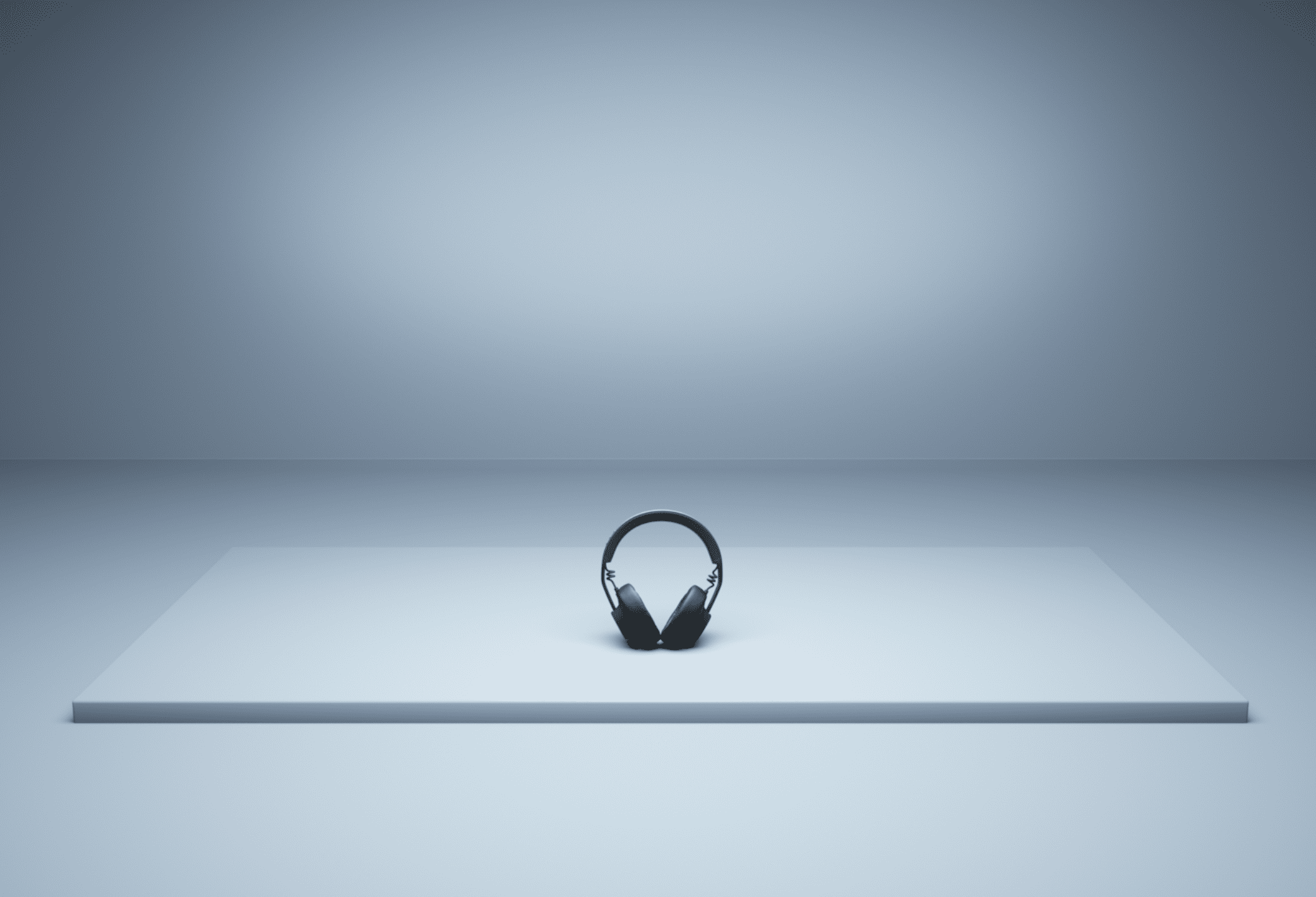 the official COLORSxSTUDIOS and AIAIAI headphone